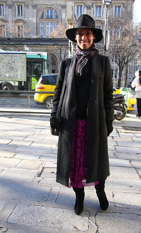 Modepilot-Streetstyle- violetter Rock--Mode-Blog