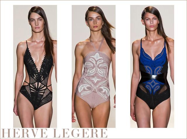 Herve Legere – filigrane Bademode, die neue Trends setzt