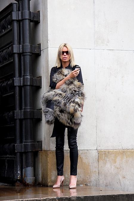 Modepilot-Streetstyle-Fashion-Pelz-Louboutin-Barbara Markert-Blog