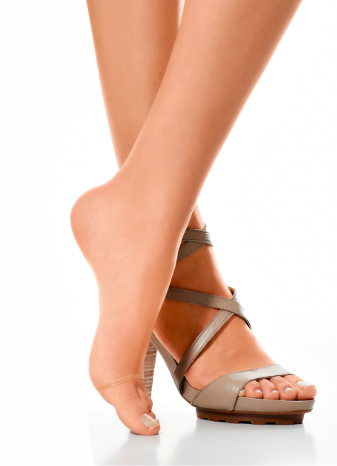 Falke Shelina toeless Modepilot