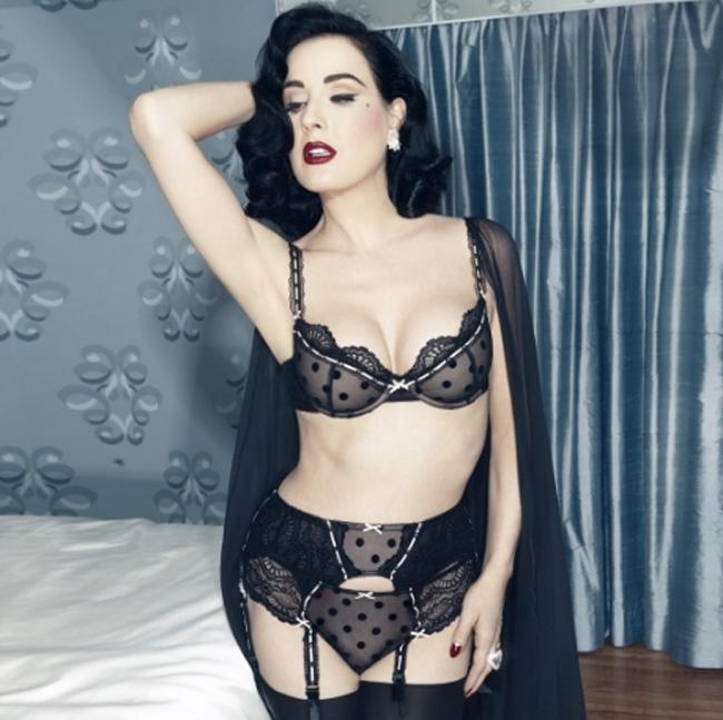 Modepilot-Modeblog-Fashion-Mode-Dessous-Dita von Teese-Von Follies-Unterwäsche