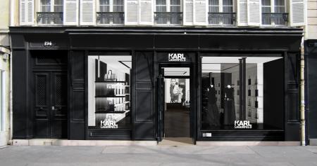 Modepilot-Karl Lagerfeld-Store-Paris-Technik-Mode-Blog