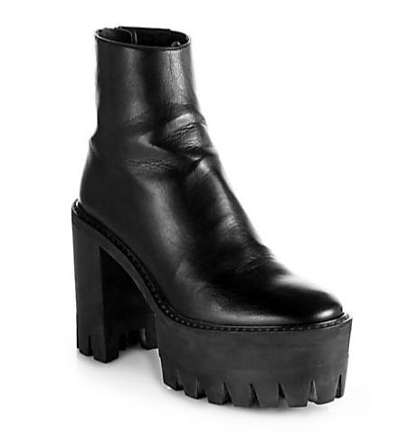 Stella McCartney shoes winter 2013 Modepilot