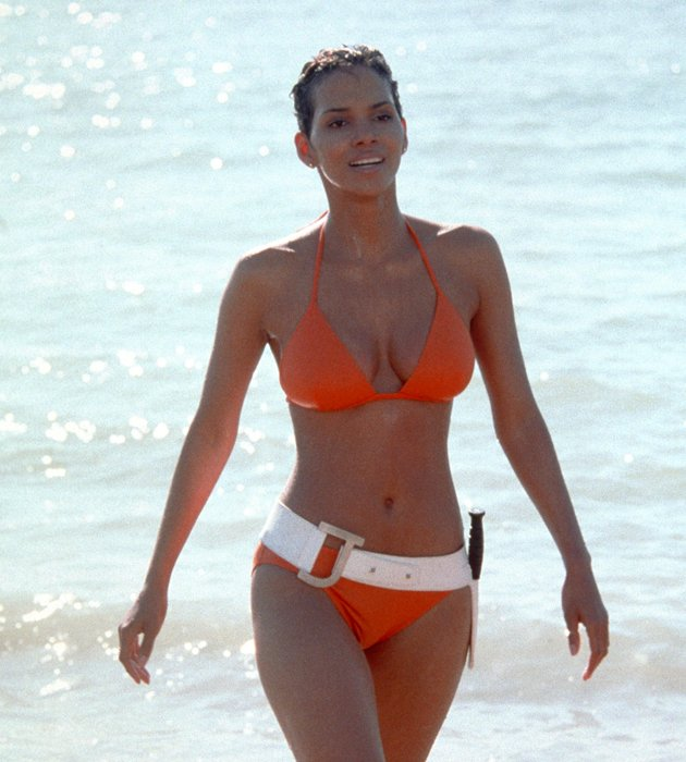 Bikini- und Bond-Girl Nr. 2: Halle Berry
