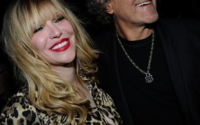 courtney love;renzo rosso