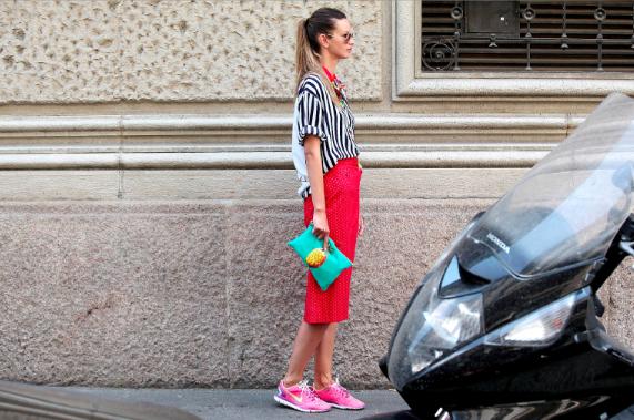 Model Clara Racz Modepilot Streetstyle