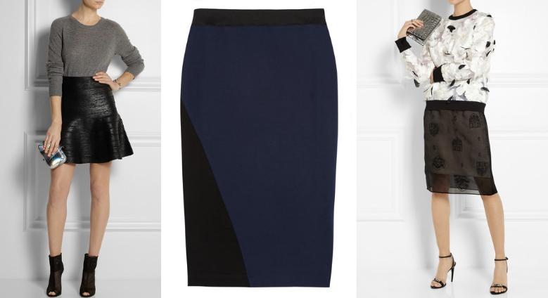 Röcke Skirts Net-a-porter Modepilot