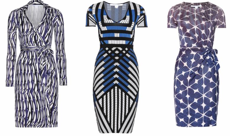 Diane von Furstenberg Kleider dresses Modepilot