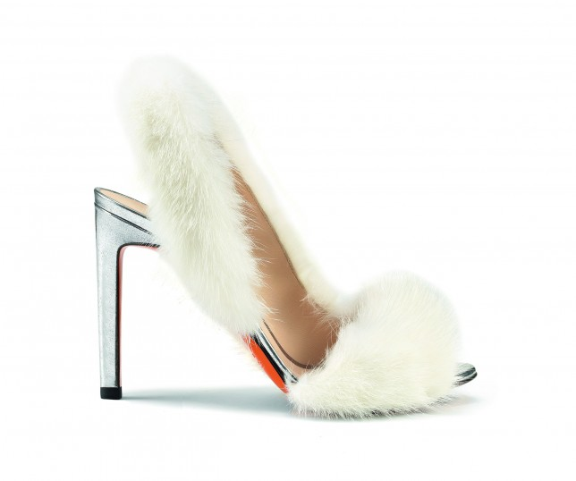 SANTONI FW 2014-2015 WOMAN 31_white