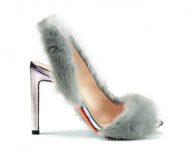 SANTONI FW 2014-2015 WOMAN 31_grey