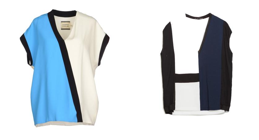 Fausto Puglisi Shirt Yoox Zara Modepilot