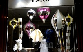 Baby Dior Avenue Montaigne Paris