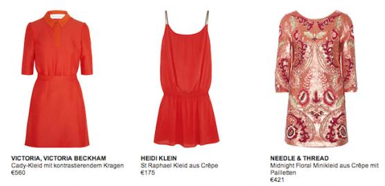 25a30be7adf06e Rote Kleider Net-a-porter