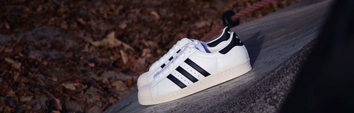 Adidas Superstar 80s NIGO