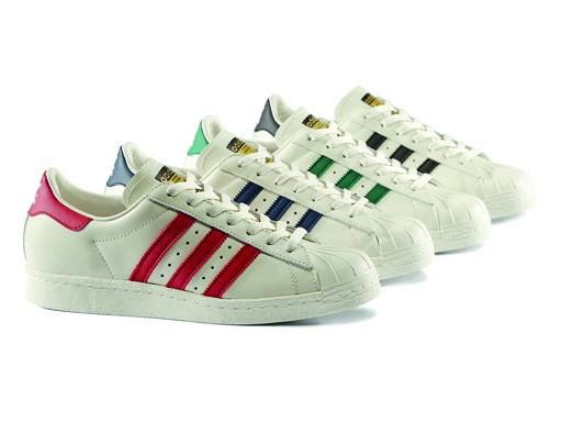 Adidas Superstar Vintage Deluxe Pack