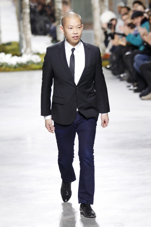Jason Wu für Hugo Boss © News Pictures / Face to Face