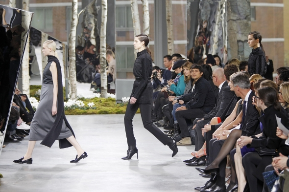 Die Fashion Show von Hugo Boss © News Pictures / Face to Face