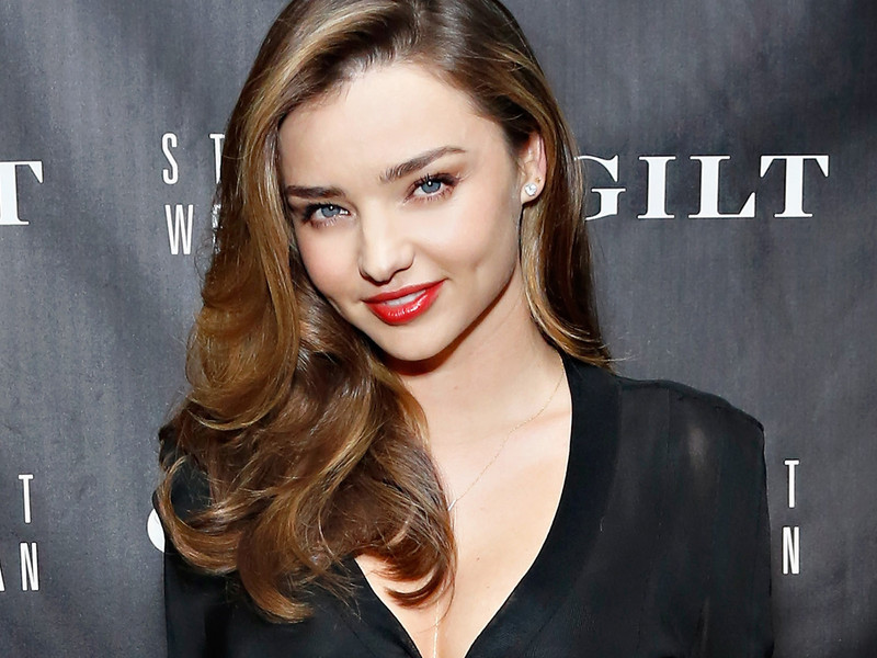 NEW YORK, NY - OCTOBER 16: Miranda Kerr attends as Gilt And Stuart Weitzman celebrate the 5050 Boot 20th anniversary on October 16, 2013 in New York City. (Photo by Cindy Ord/Getty Images for GILT)