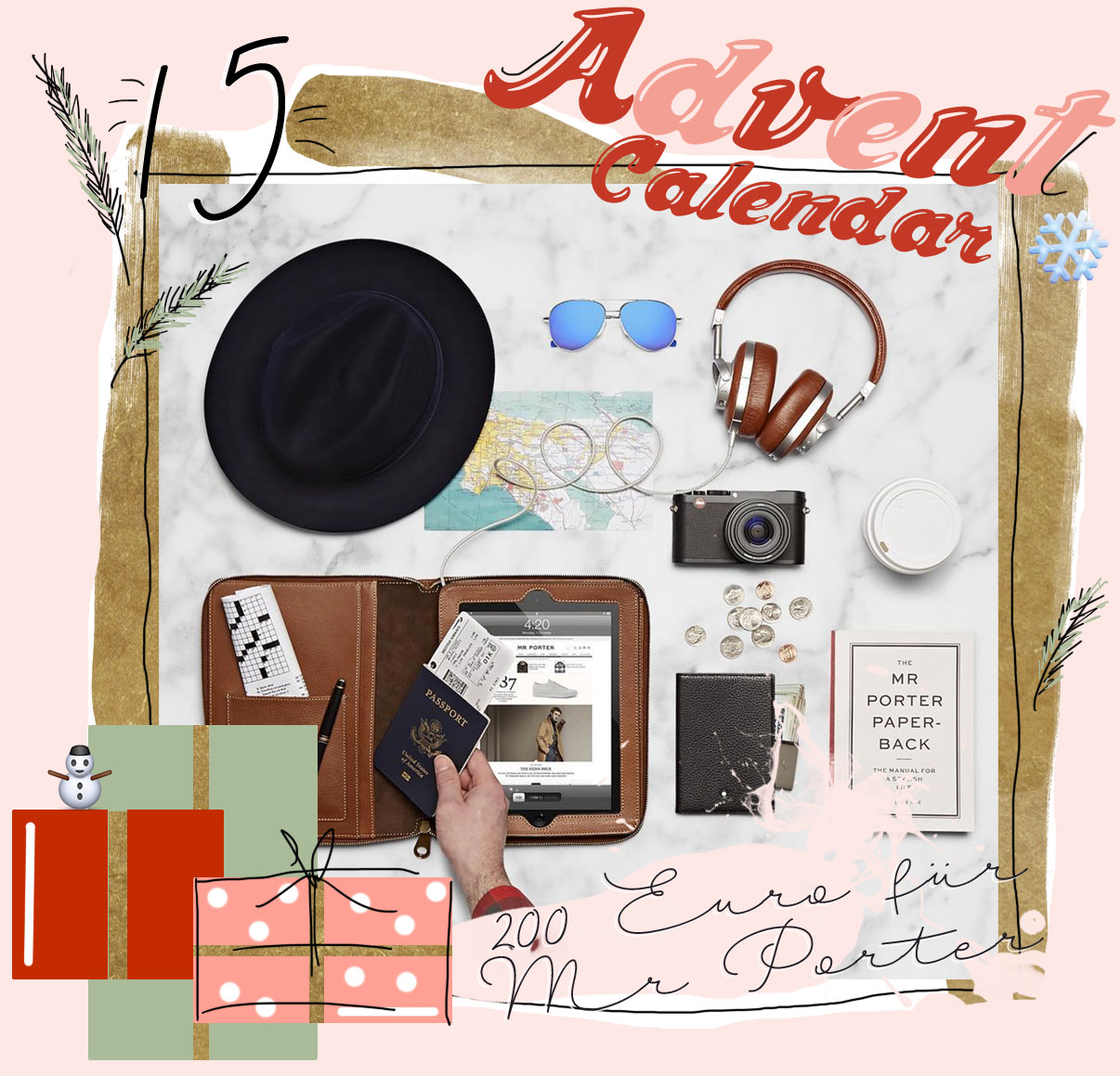mr porter_adventskalender