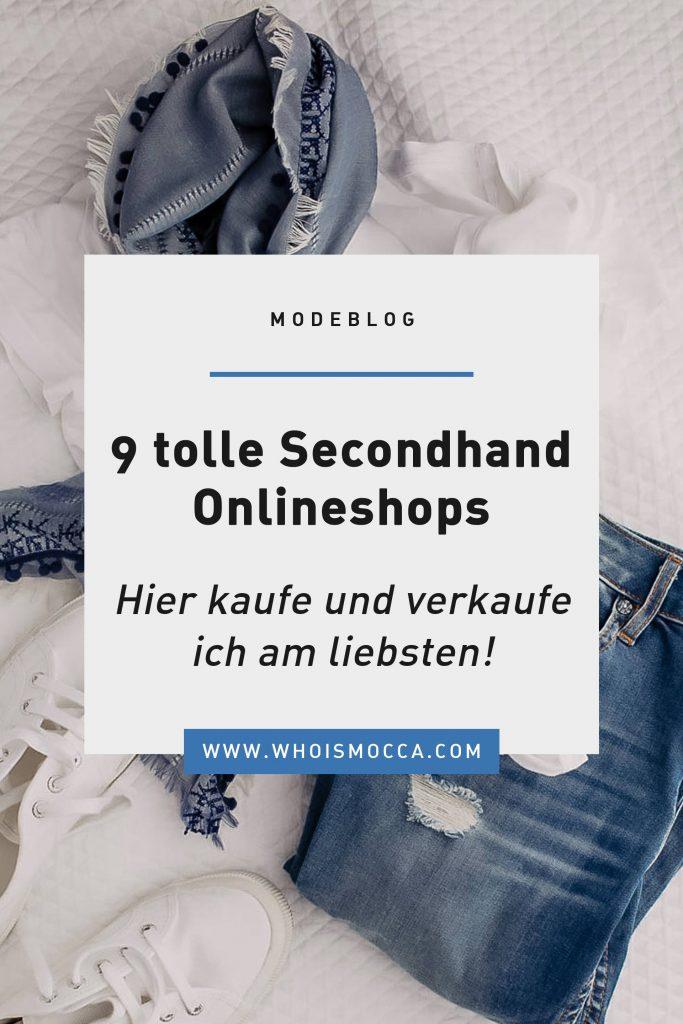 9 tolle Secondhand Onlineshops: hier kaufe und verkaufe ich am liebsten!