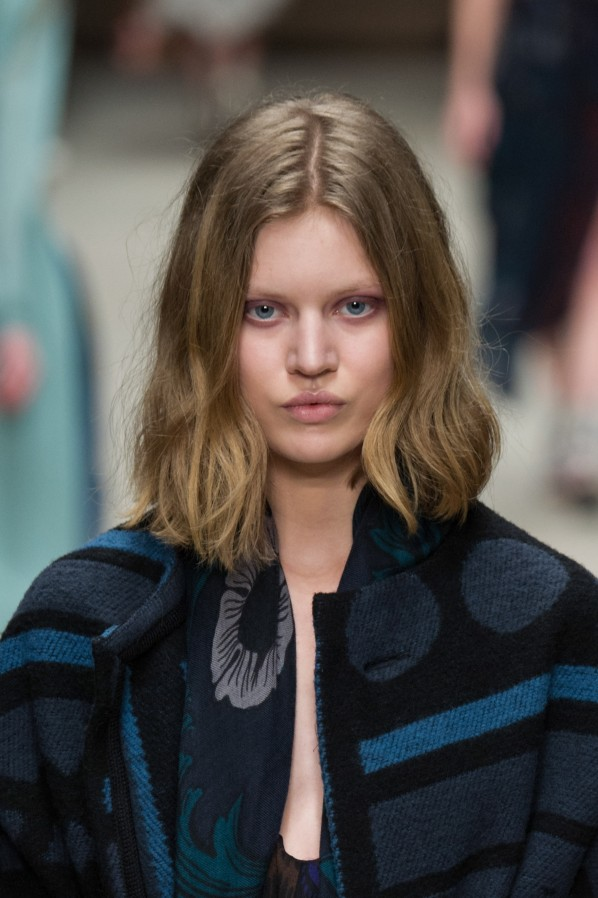 Beauty-Trend aus London: Come as you are