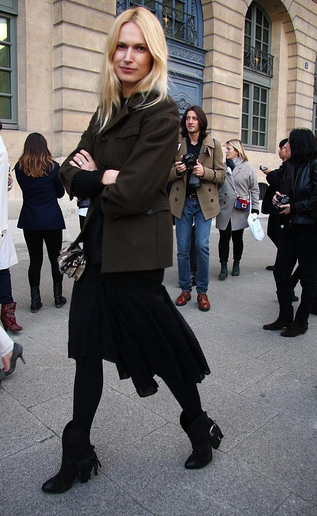 Die ersten Streetstyles aus Paris