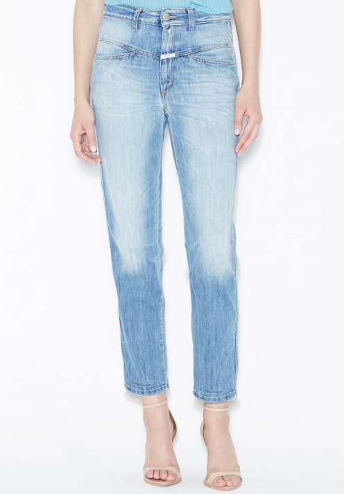 Pedal Pusher: Wear your mother's jeans