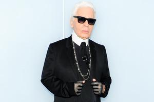 Karl Lagerfeld: Die Models sind wie meine Familie