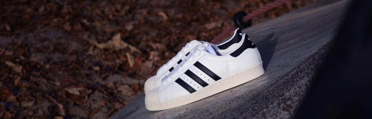 Da stehen wir drauf: Adidas Superstar