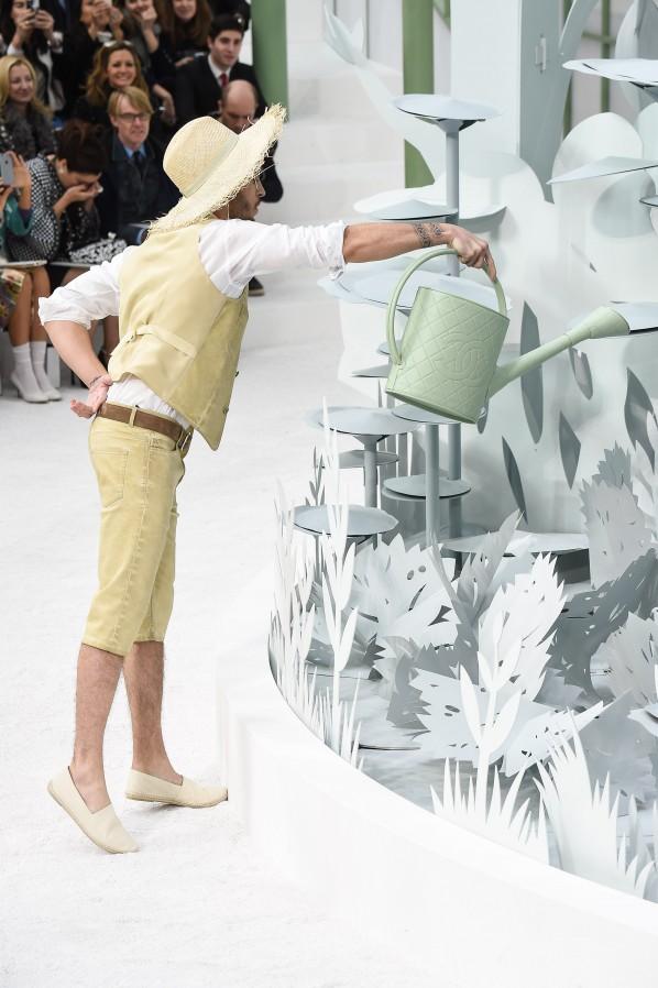 Haute Couture Trend: Blumen