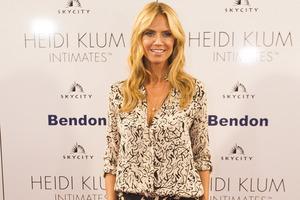 Heidi Klum: Unterwäsche muss nicht sexy sein
