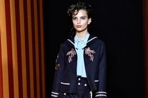 Marc Jacobs: Finale bei der New Yorker Modewoche