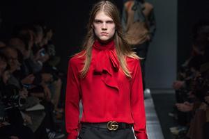 Gucci: Zu dünnes Model wird zensiert