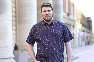 Zach Miko: Fashion war für mich in weiter Ferne