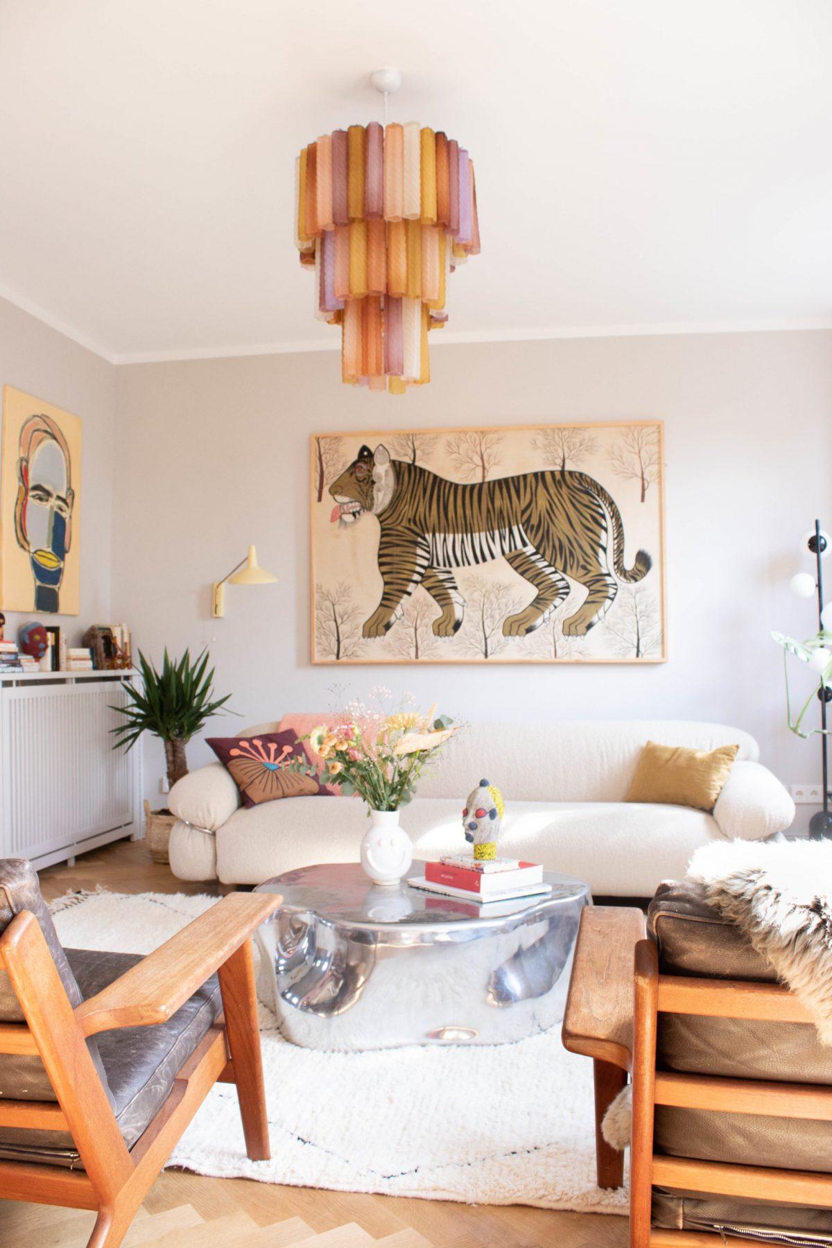 Homestory: Die Doppelhaushälfte im Berliner Fliegerviertel von Berberlin Gründerin Julia