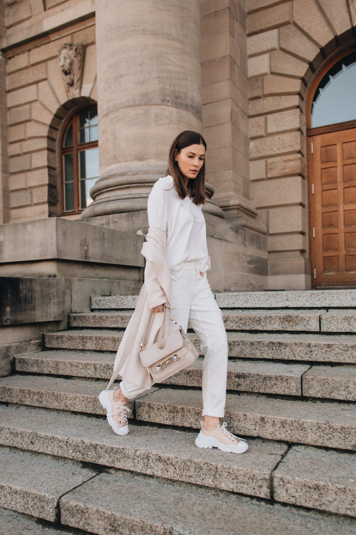 Weiße Hosen stylen: Die wichtigsten Styling-Tipps und Fashion-Fehler